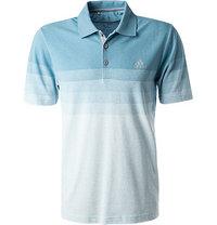 adidas Golf Polo-Shirt petrol night
