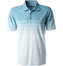 adidas Golf Polo-Shirt petrol night CE6819