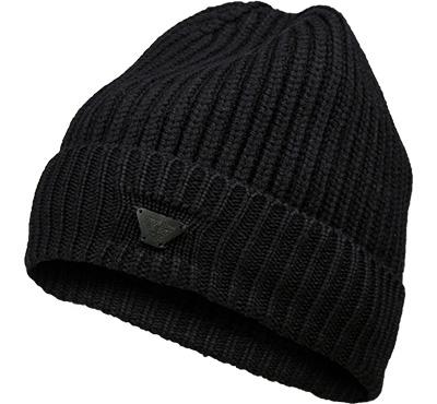 18a352a9b4e Mütze Wolle schwarz von ARMANI JEANS bei just4men.de