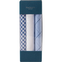 HACKETT Taschentücher 3er Pack