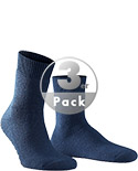 Falke Homepads 3er Pack 16500/6690