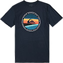 Quiksilver T-Shirt EQYZT04498/BYJ0