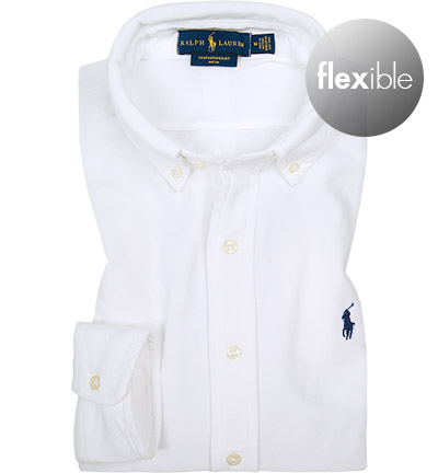 Polo Ralph Lauren Hemd white 710654408003