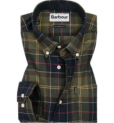 Barbour Hemd Murray modern tartan