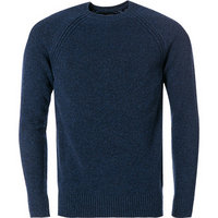 Barbour Pullover deep blue