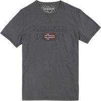 NAPAPIJRI T-Shirt dark grey