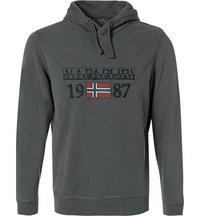 NAPAPIJRI Sweatshirt dark grey