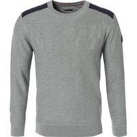 NAPAPIJRI Pullover grey melange