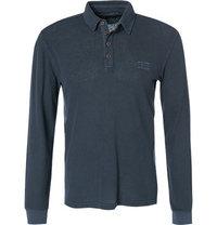 NAPAPIJRI Polo-Shirt blu marine