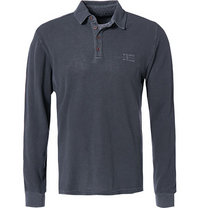 NAPAPIJRI Polo-Shirt grey solid