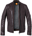 BOSS Orange Lederjacke Jeeper 50375212/201