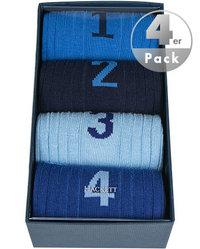 HACKETT Socken 4er Pack