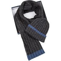 HACKETT Schal + Mütze