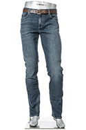 Alberto Regular Slim Fit Pipe 48071485/877