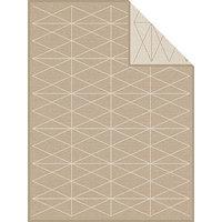 bugatti Jacquard Decke beige
