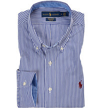 Polo Ralph Lauren Hemd blue/white