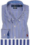 Polo Ralph Lauren Hemd blue/white 710671071008