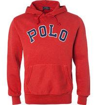 Polo Ralph Lauren Hoodie red