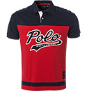 Polo Ralph Lauren Polo-Shirt red 710678097002