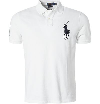 Polo Ralph Lauren Polo-Shirt white 710677970002