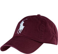 Polo Ralph Lauren Cap burgundy