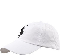 Polo Ralph Lauren Cap white