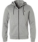 Polo Ralph Lauren Sweatjacke grey 710652313014