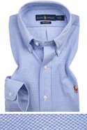 Polo Ralph Lauren Hemd blue 710577455002