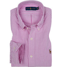 Polo Ralph Lauren Hemd rose/white