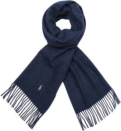 Polo Ralph Lauren Schal blue : Polo Ralph Lauren Schal blue  Herren in blau aus Wolle