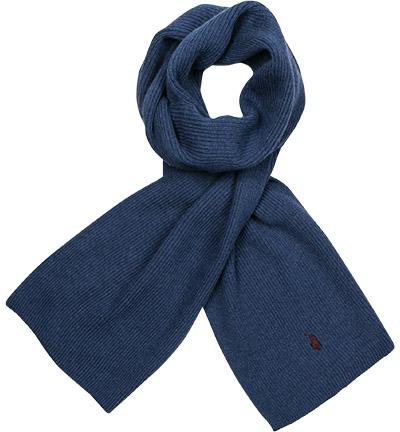 Polo Ralph Lauren Schal blue : Polo Ralph Lauren Schal blue  Herren in blau aus Merinowolle
