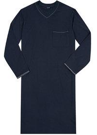 Seidensticker Nachthemd dunkelblau