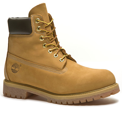 Timberland 6 IN. Premium Wheat Nubuck 10061