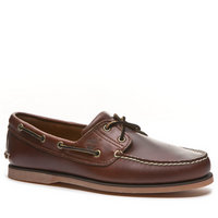 Timberland Classic Boat Rootbeer