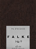Falke Luxury Kniestrümpfe No.9 3er Pack 15651/5930