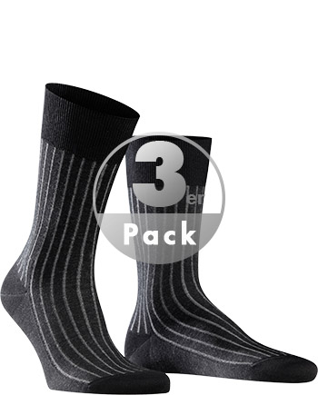 Falke Socken Shadow 3er Pack 14648/3030