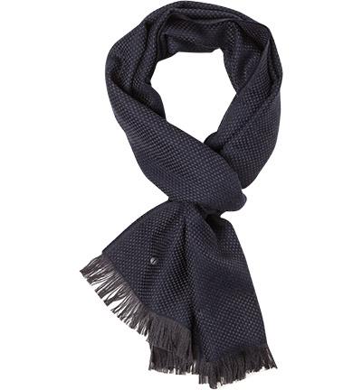 LAGERFELD Schal : LAGERFELD Schal  Herren in blau aus Wolle
