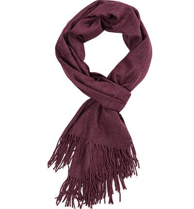CODELLO Schal : CODELLO Schal  Herren in rot aus Viskose