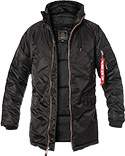 ALPHA INDUSTRIES Jacke N3-B 168142/03