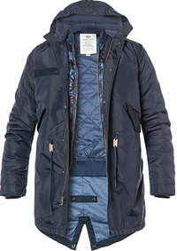 ALPHA INDUSTRIES Jacke Fishtail