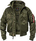 ALPHA INDUSTRIES Jacke N2-B VF PM 178142/257