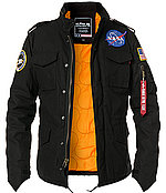 ALPHA INDUSTRIES Jacke Heritage NASA