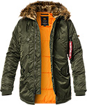 ALPHA INDUSTRIES Jacke N-3B VF 59  103141/257