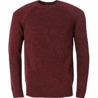 Barbour Pullover rich red