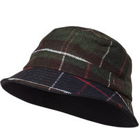 Barbour Romeldale Sports Hat tartan