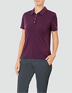 adidas Golf Damen Polo-Shirt red night BC7040
