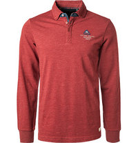 N.Z.A. Polo-Shirt red