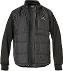 adidas Golf Jacke black BC6822