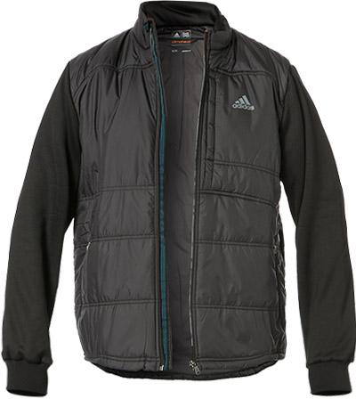adidas Golf Jacke schwarz BC6822 Preisvergleich