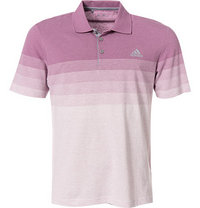 adidas Golf Polo-Shirt red night
